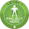Wesley has been a Project Hero 1 Time. Project Heroes support projects by offering giftbacks, making matching funds, or contributing amounts above $500.