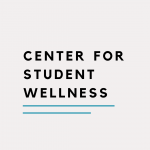 Center for Student Wellness User Avatar
