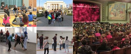 Crowdfunding - UtahPresents Arts for Students