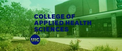 Crowdfunding - College of Applied Health Sciences