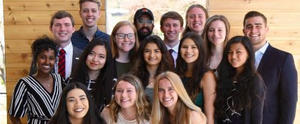 Crowdfunding - Raise funds for underrepresented student leaders!
