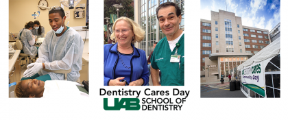 Crowdfunding - UAB Dentistry Cares Community Care Day
