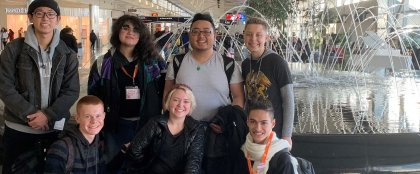 Crowdfunding - LGBT Resource Center's Emerging Student Leadership Program
