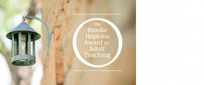 Crowdfunding - Brooke Hopkins Teaching Award