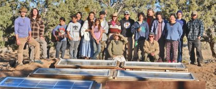 Crowdfunding - Black Mesa Colorado Caravan: Fall Trip