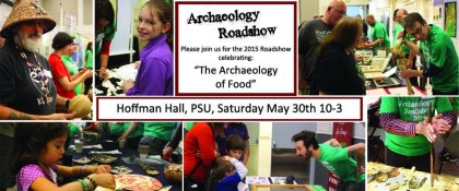 Crowdfunding - Archaeology Roadshow
