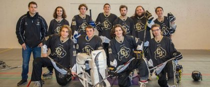 Crowdfunding - CU Roller Hockey Heads to Nationals