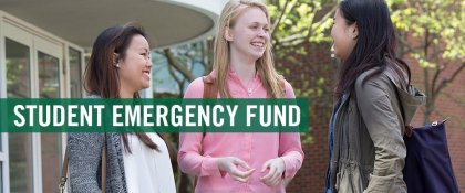 Crowdfunding - Student Emergency Fund