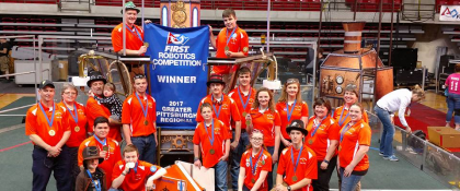 Crowdfunding - 4-H Electrotechs to Robotic Championship