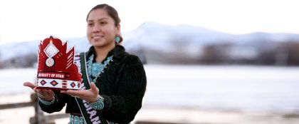 Crowdfunding - American Indian Scholarship Program