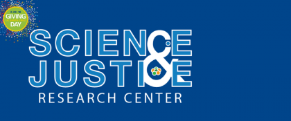 Crowdfunding - The Science and Justice Research Center