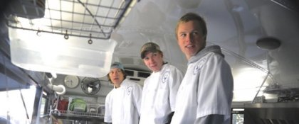 Crowdfunding - Poudre High School Catering Food Truck