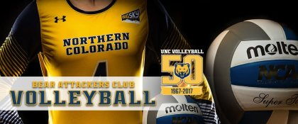 Crowdfunding - UNC Volleyball Bear Attackers Club