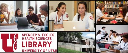 Crowdfunding - Spencer S. Eccles Health Sciences Library Student Employee Scholarships