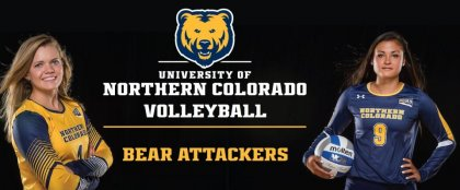 Crowdfunding - UNC Volleyball Bear Attackers