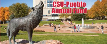 Crowdfunding - CSU-Pueblo Annual Fund