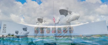 Crowdfunding - USS Arizona Final Salute