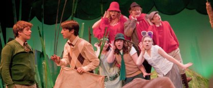 Crowdfunding - Youth Theatre at UtahPresents