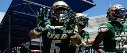 Crowdfunding - UAB Football Excellence