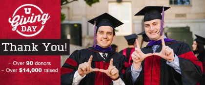 Crowdfunding - Dollars for Dean's Fund - S.J. Quinney College of Law