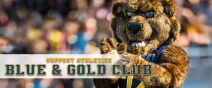 Crowdfunding - Blue & Gold Area of Greatest Need