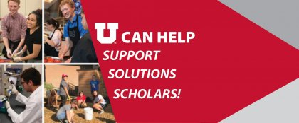 Crowdfunding - College of Social and Behavioral Science - Solutions Scholars - Two-Year Scholarship
