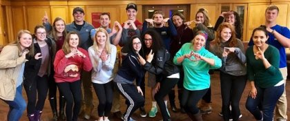 Crowdfunding - Fraternity & Sorority Emerging Leaders