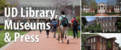 Crowdfunding - Build the Future of the UD Library, Museums and Press