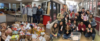 Crowdfunding - Feed U Food Pantry