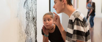 Crowdfunding - Utah Museum of Fine Arts Educational Programs