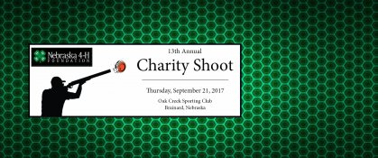 Crowdfunding - 2017 NE 4-H Foundation Charity Shoot