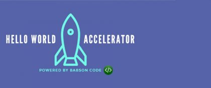 Crowdfunding - Hello World Tech Accelerator