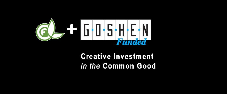 Crowdfunding - Goshen Funded Pre-Launch Party