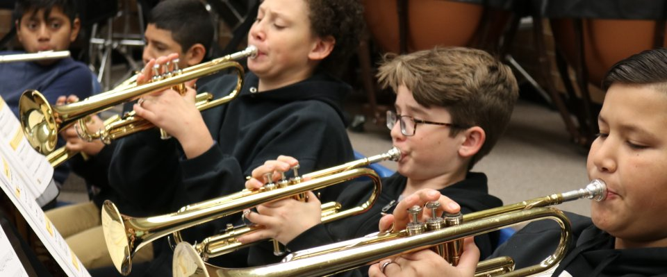 Crowdfunding - Make Some Music at Lincoln Middle School!