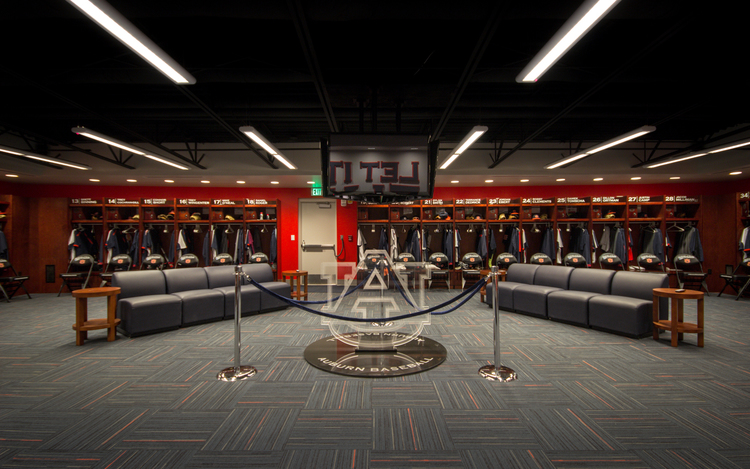 The Locker Room Will Have Space On Walls For Historic Moments In RIT Baseball History Instilling A Sense Of Pride Tradition And Meaning Current